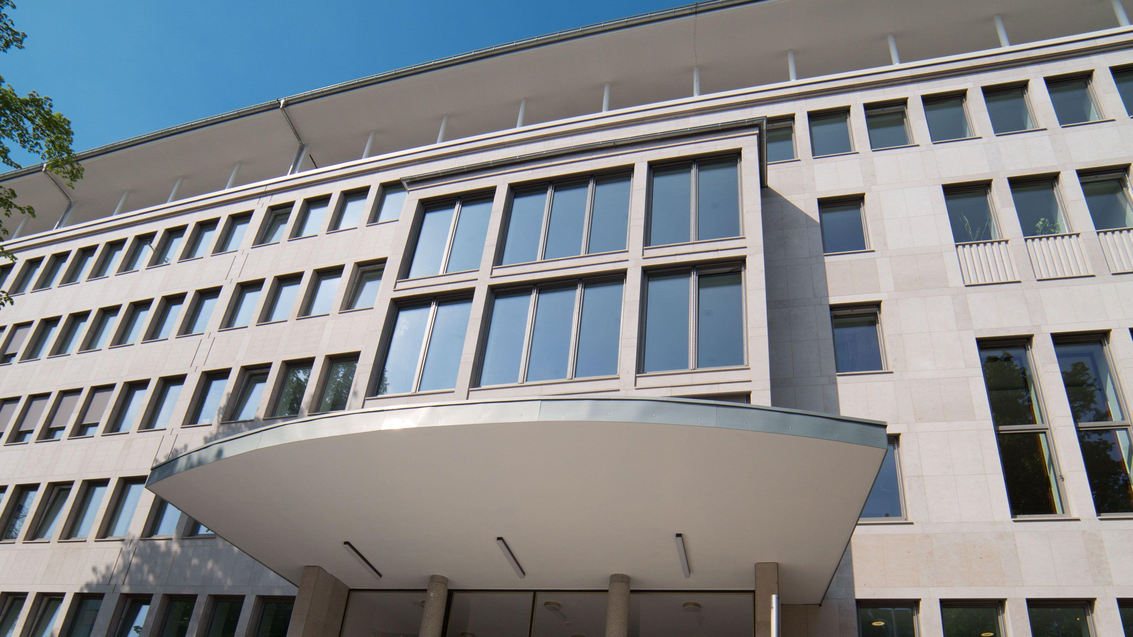 Technisches Rathaus - BBVG Bielefeld