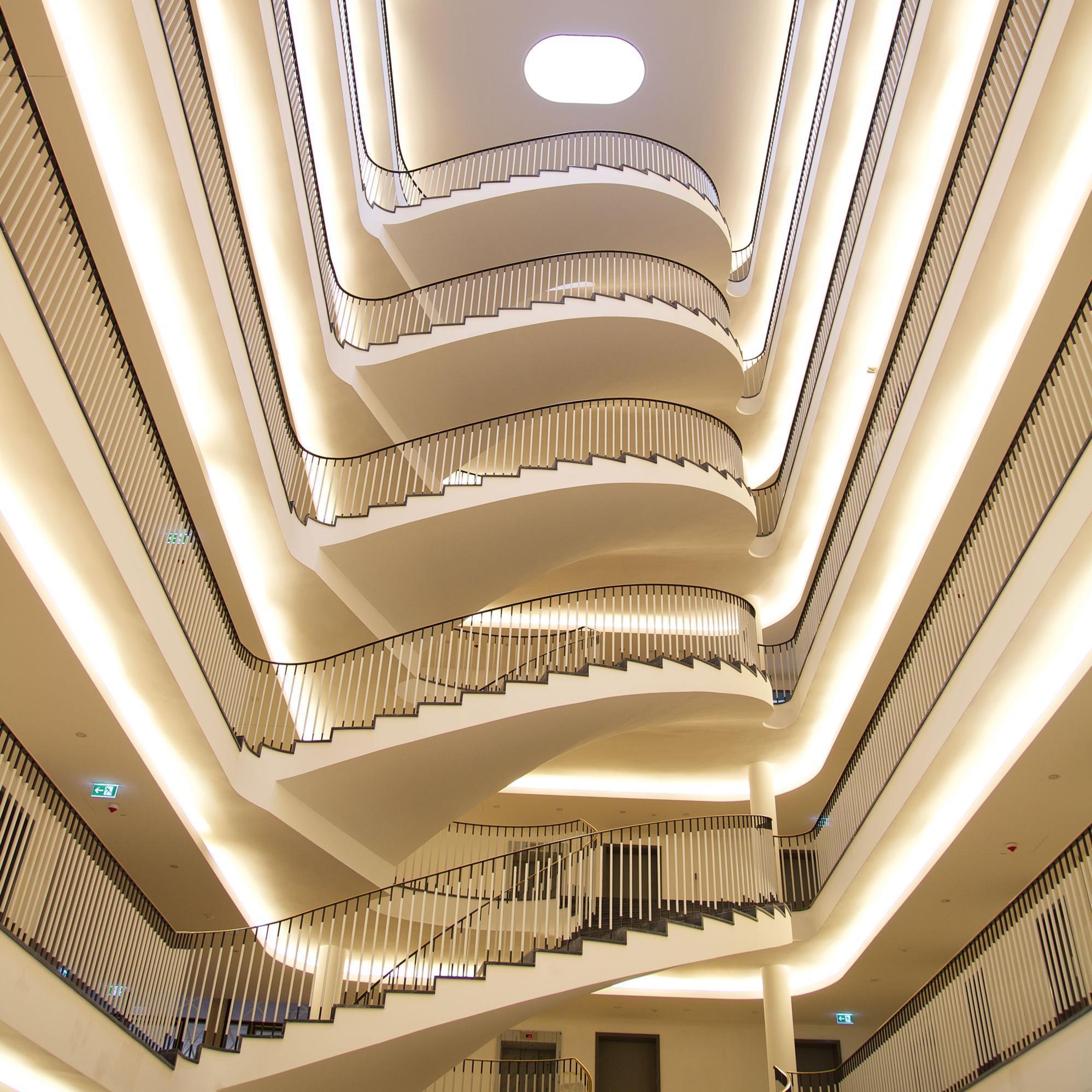 Technisches Rathaus © Mike Rehm