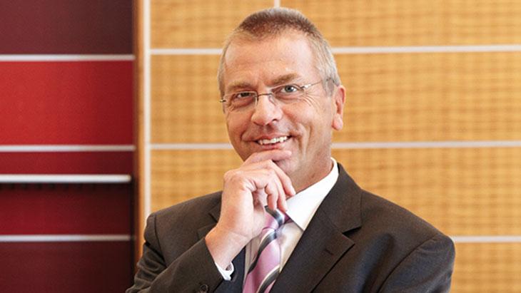 Portrait Joachim Berens, Geschäftsführer BBVG