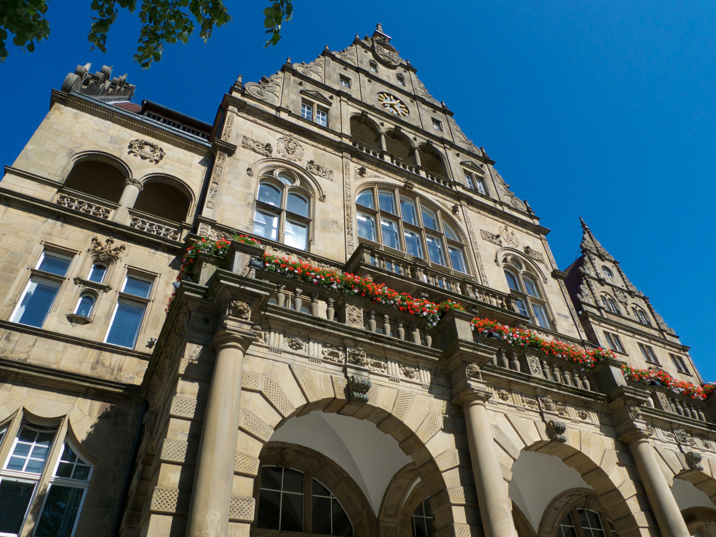 Rathaus Bielefeld © Mike Rehm